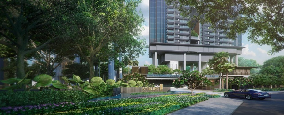 Stirling Residences Contact