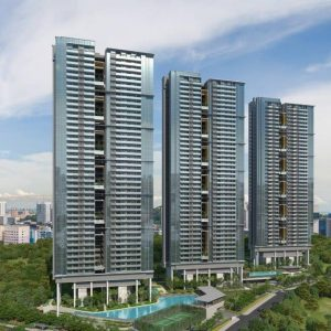 Stirling Residences Facade_Day